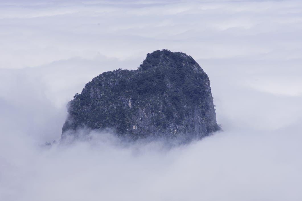 Piedra del pilon clima la trinidad xilitla